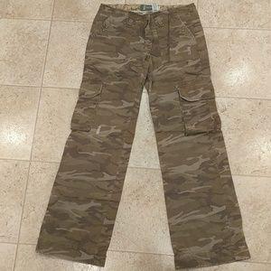 Women's camo pants